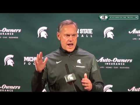 Mark Dantonio Previews Indiana