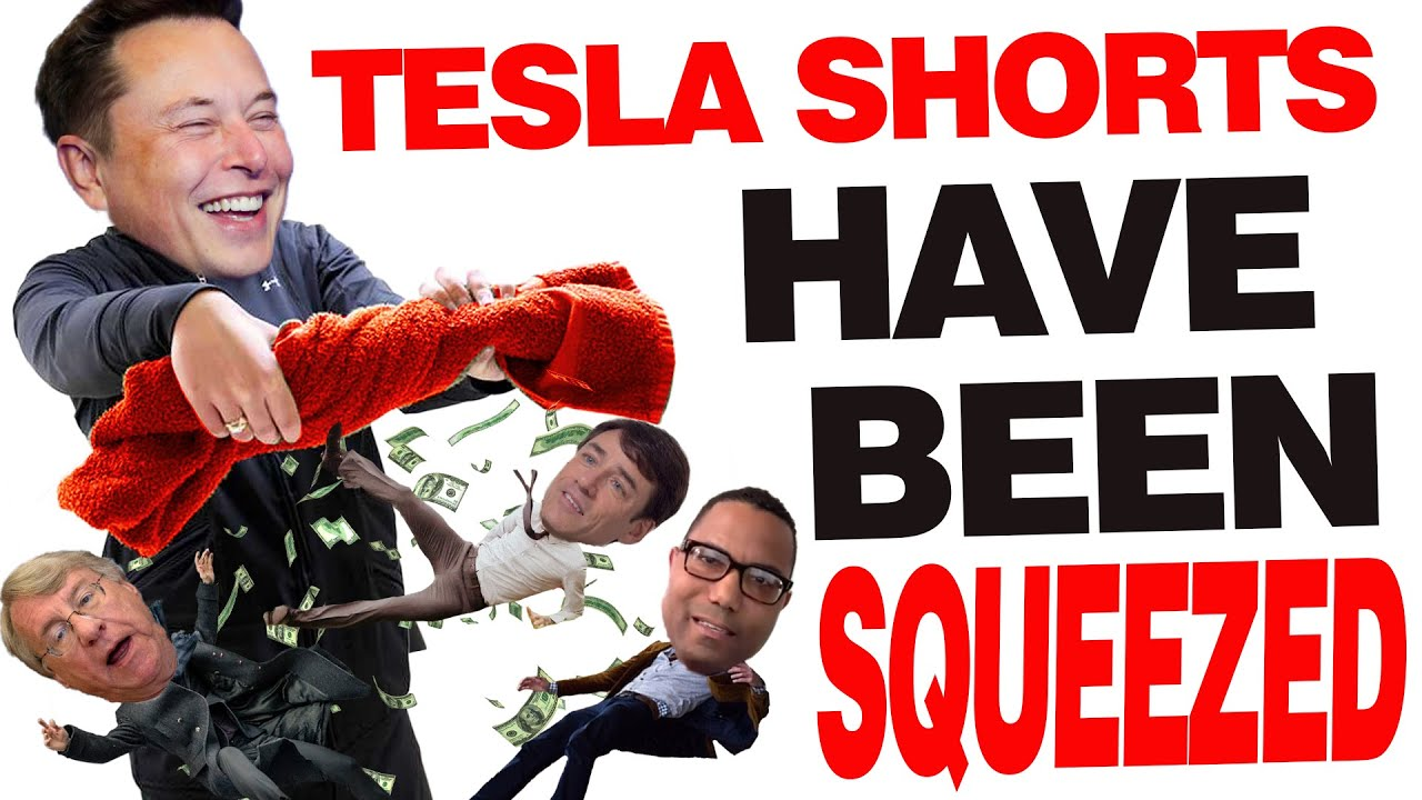 Tesla Shorts Have Been Squeezed | In Depth
