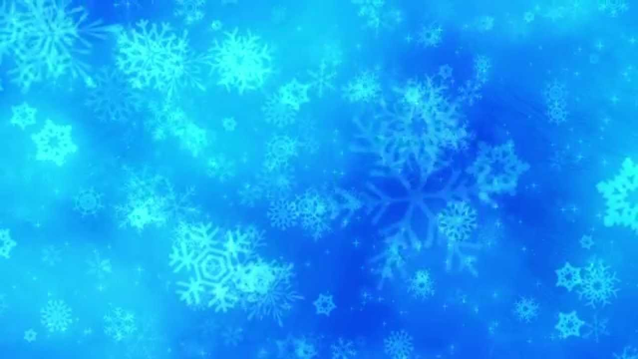 Snow Falling Video Wallpaper Icing Hd Video Background Loop Youtube