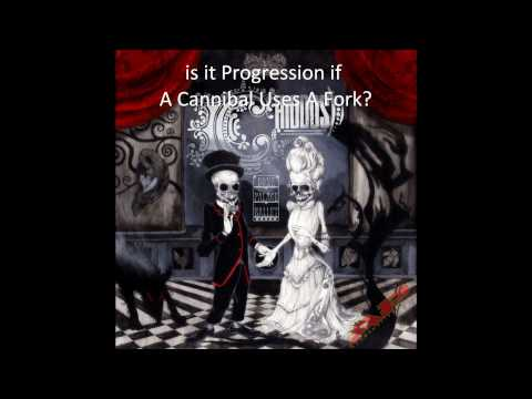 Chiodos - Is it Progression If A Cannibal Uses A Fork? [HD] & lyrics