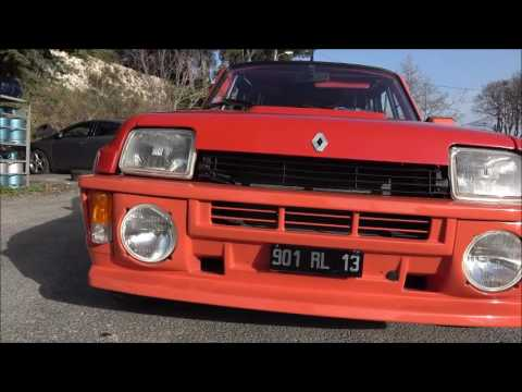 reportage sur la renault 5 turbo dans passion auto sport du var youtube. Black Bedroom Furniture Sets. Home Design Ideas