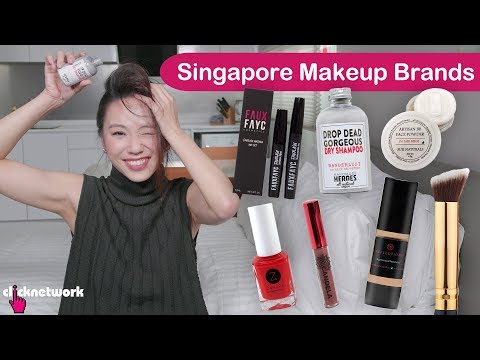 Singapore Makeup Brands - Tried and Tested: EP130