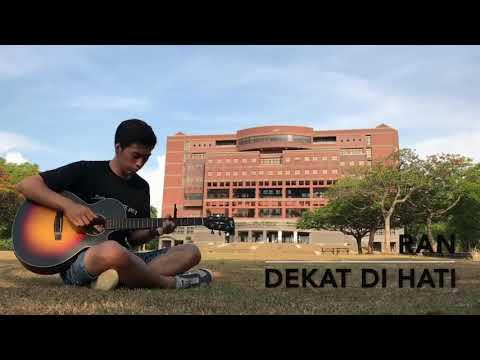 RAN - Dekat di Hati (cover by @purisukaaa & @jehoshua.pratama)