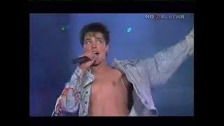 Юрий Шатунов - Звездная ночь / концерт Москва 1992