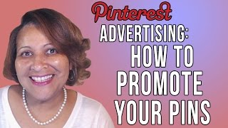 روجت الدعاية التعليمي | كيفية إنشاء بينتيريست دبوس الإعلانات