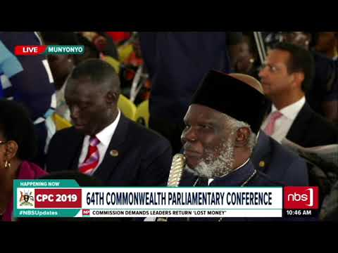 President Museveni Graces Official Opening of CommonWealth Conference |NBS Updates