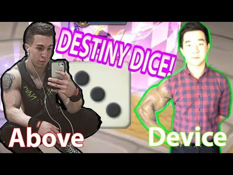Summoners War - Above vs Device (King Of The Hill Week 6) WHAT A SHOW!