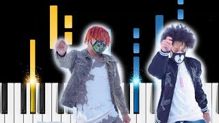 Ayo & Teo - Rolex - Piano Tutorial Video