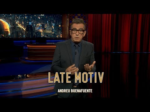 LATE MOTIV - Monólogo de Andreu Buenafuente sin bigote | #LateMotiv297
