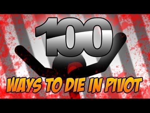 Stickman 100 ways to die game