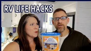???? Camping and RV Life Hacks Tips and Tricks ???? ????️ ???? ???????? ☕