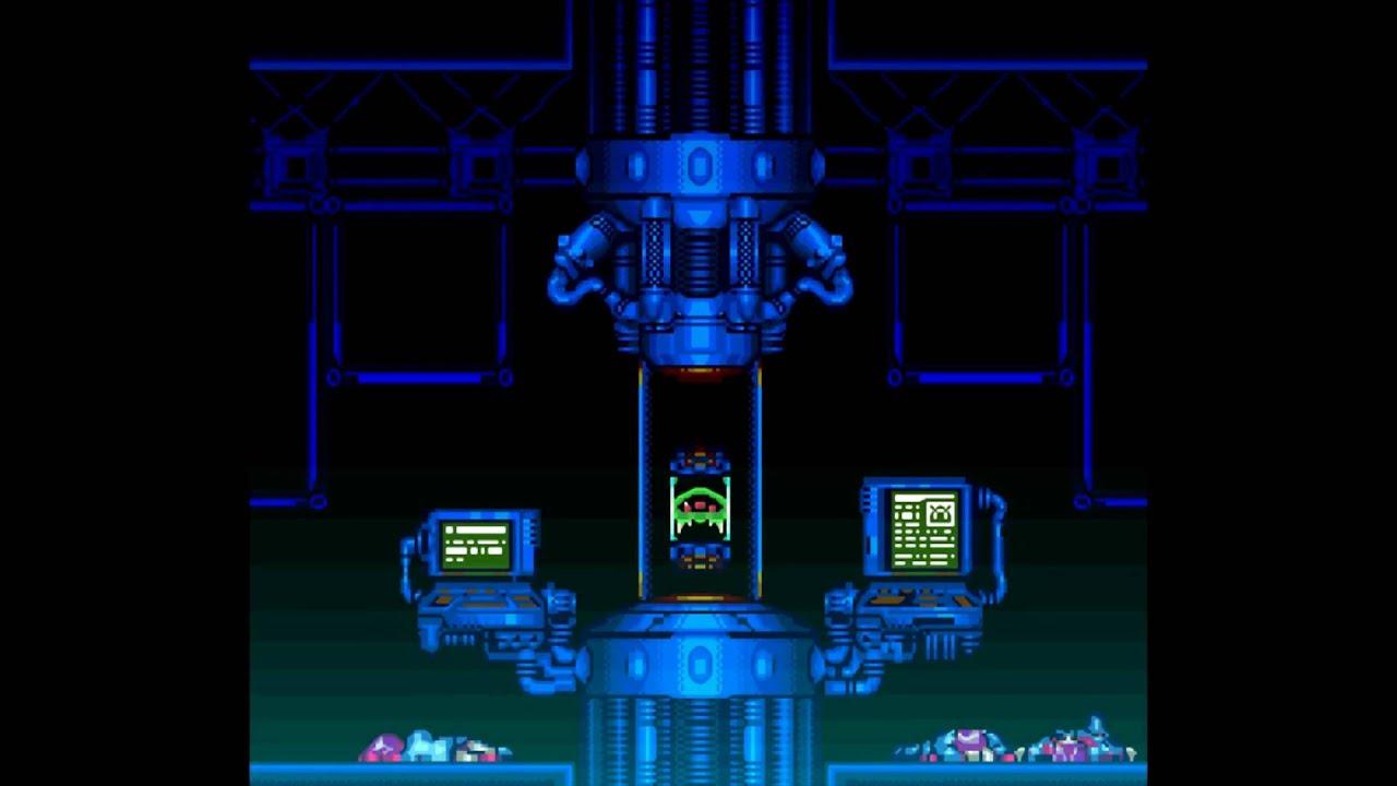 Super Metroid Intro SNES HD