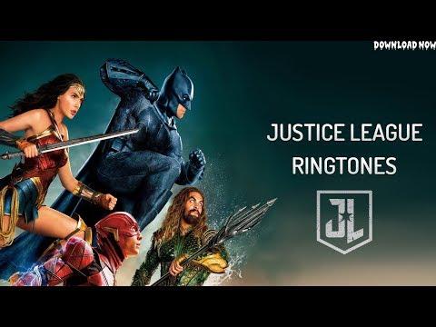 Justice League - Ringtone Collection