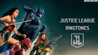 Justice League - Ringtone Collection