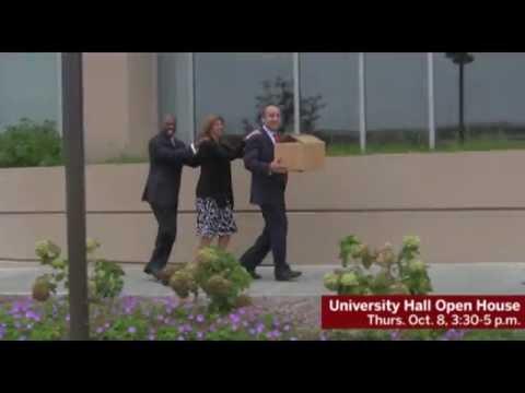 IUPUI University Hall Dedication