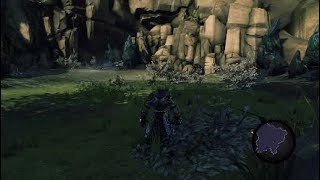 Darksiders 2 PS4 Lets Play Part 2 The Pup