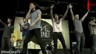 Vetusta Morla - La cuadratura del círculo (Vive latino 2012)