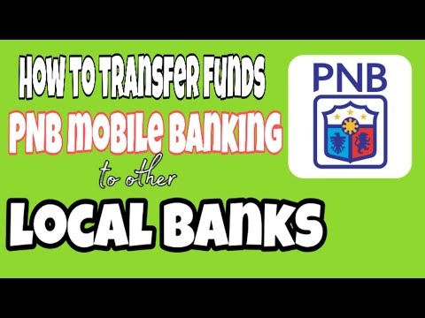 How to Transfer Funds using PNB Mobile banking to other Local banks in the Philippines
