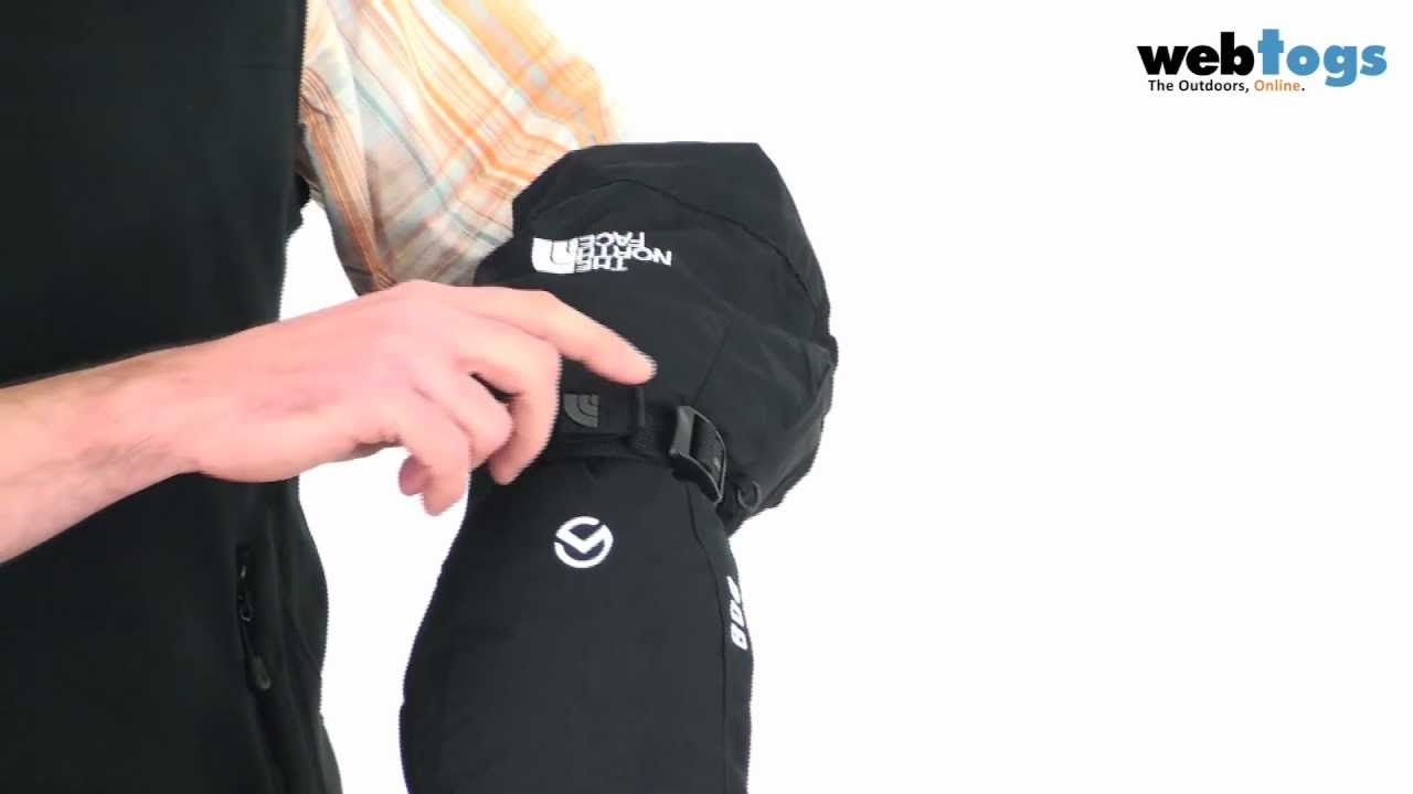 206378f88 North Face Himalayan Down Mitts - Combination insulated mitts for serious  cold