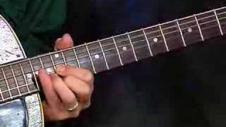 """Slow Blues in A"" taught by Ernie Hawkins (Part 2 of 2)"