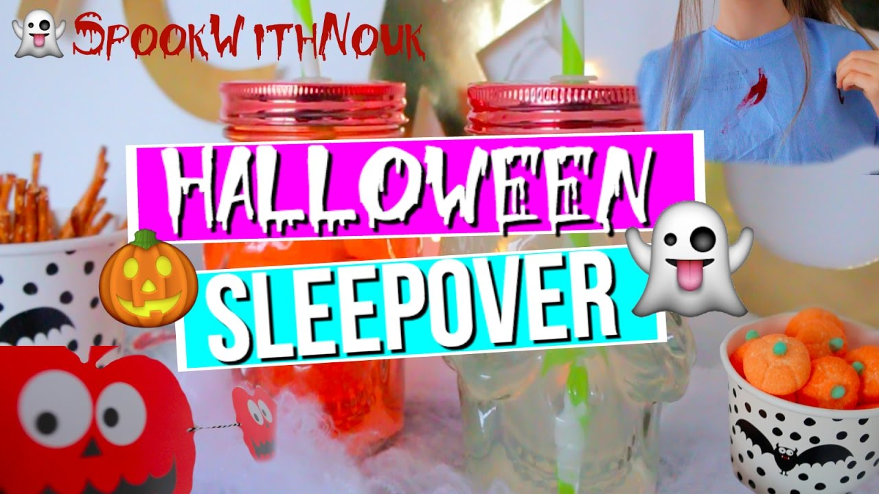 foto How to Have a Scary Halloween Sleepover