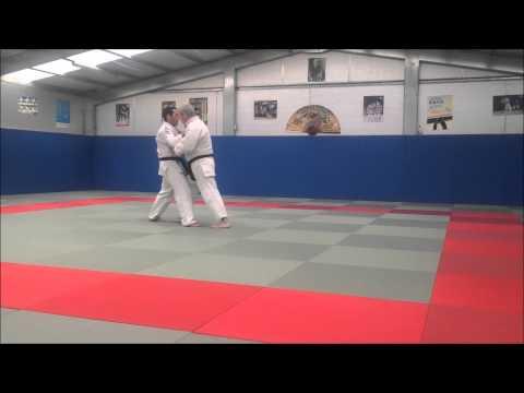All-Ireland Judo Kata Championship 2015 Go-no-Sen-no-Kata Silver