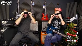 Blindfold PRS Guitar Test - The Custom 24 Shoot Out