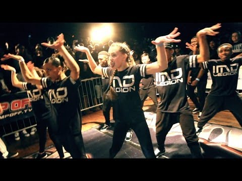 IMD Legion vs Ruff Diamond 2014 Crew Dance Battle Final (The Jump Off)