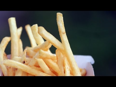 FDA Has A New Warning About Overcooking Your French Fries - Newsy