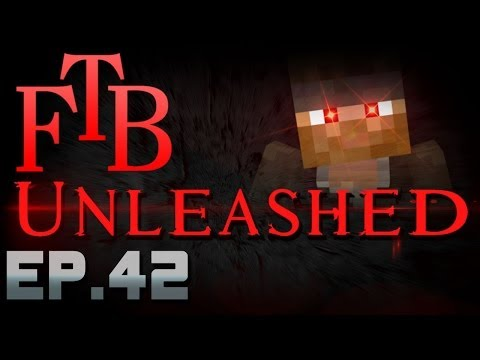 Temple View | FTB Unleashed | Ep.42