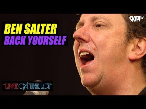 "Ben Salter ""Back Yourself"""