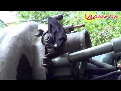 Чистка дроссельной заслонки на ВАЗ 2107 инжектор своими руками