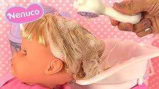 Salon de Coiffure Nenuco Jouets pour Enfants