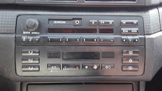 Как сделать Aux в BMW e46 bmw вusiness