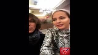 Лиза Триандафилиди с папой прямой эфир 1 12 2018 Дом2 новости 2018