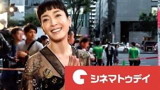 映画『ジャングル・ブック』プレミアイベントに日本語版声優の松本幸四...