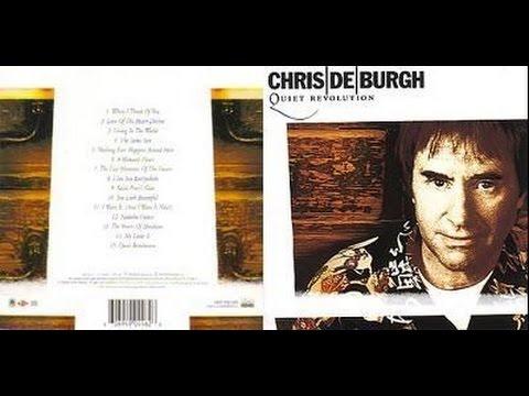 Chris de Burgh - Quiet Revolution (audio) - YouTube