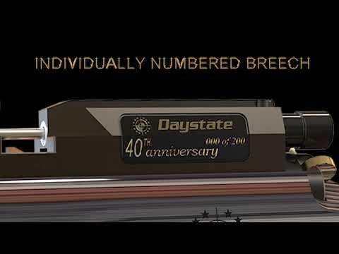北投熊賀:Daystate 限量四十周年紀念槍 Daystate Genus 限定預購中