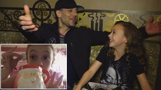 Girl Who Choked on Quarter Trying Criss Angel Trick Meets Magician thumbnail