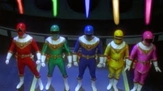 Power Rangers Zeo - The New Zeo Power Rangers | A Zeo Beginning Episode | Legacy Zeonizer
