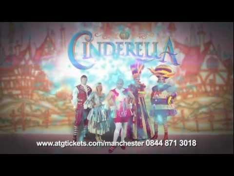 Manchester Opera House 2011 - Cinderella