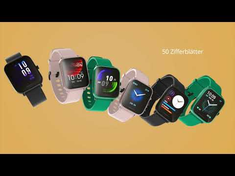 Amazfit Bip U&Bip U Pro - Erste Wahl einer multifunktionalen Smartwatch