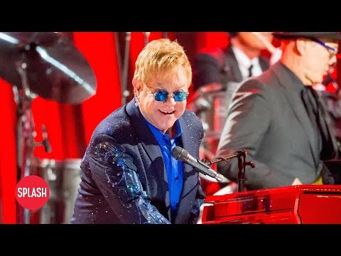 Elton John Cancels Two Concerts to Attend Prince Harry's Wedding | Daily Celebrity News | Splash TV