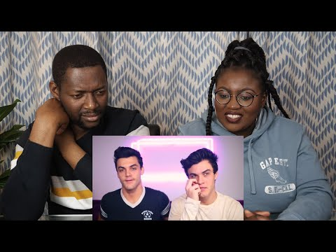 THE DOLAN TWINS 'GIVING EACH OTHER EPIC ROOM MAKE OVERS!' 🇬🇧 UK REACTION VIDEO | MISS LYLY