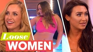 Celebrity Weight Transformations | Loose Women