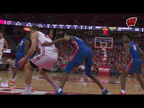 Wisconsin Badgers - Game Audio: MBB: Wisconsin dominates Savannah State 101-60