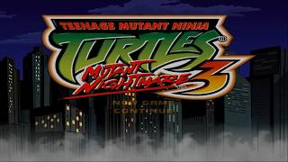Teenage Mutant Ninja Turtles 3: Mutant Nightmare PS2 HD [Gameplay/Walkthrough] -1-
