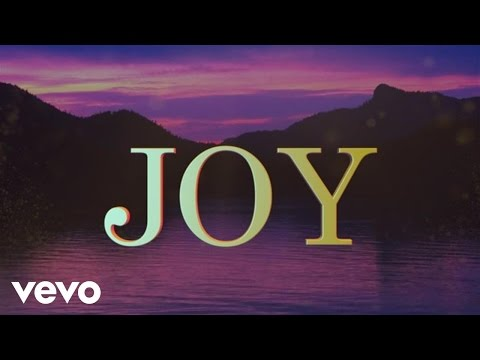 VaShawn Mitchell - Joy (Lyric Video/Live)