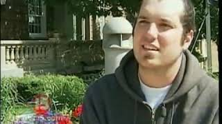 Eric on NBC15 before the Ironman Wisconsin 2008