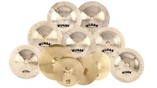 Wuhan Cymbals Demo by Sweetwater